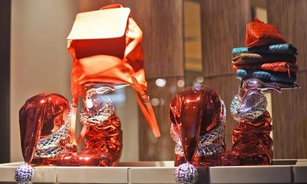 Noël à Saint-Tropez : remise des prix du concours de vitrine