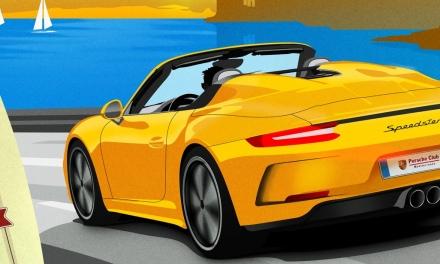 Paradis Porsche - édition sunshine paradise