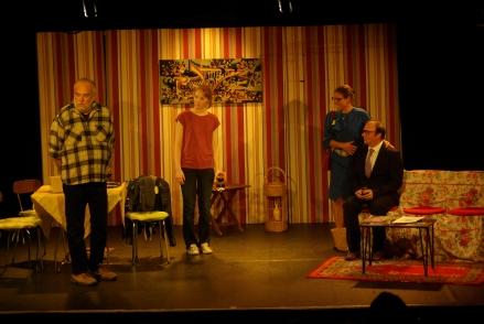 4e Festival de théâtre : L'étudiante et Monsieur Henri