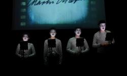 Des amours de soirées : « Charlot, Octave & Bobine » par la compagnie Les Voix Animées