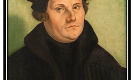 """Conférence """"Luther et la reforme"""" le 13 septembre"""