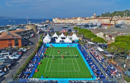 Classic Tennis Tour à Saint-Tropez