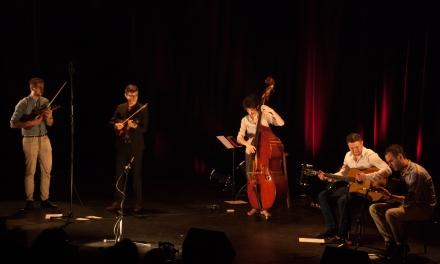 Soirées de la Pesquière : les 2F50 - jazz manouche