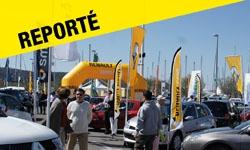 Salon Auto-Moto de Saint-Tropez - REPORTÉ