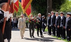 Cérémonie patriotique du 8 mai
