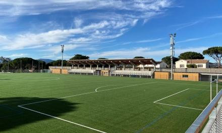 le stade Marcel Aubour prêt pour la saison prochaine
