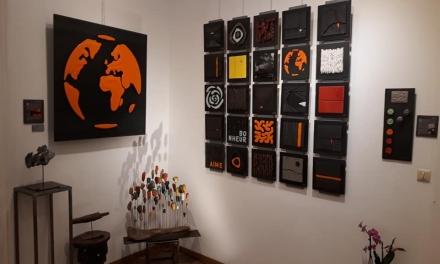 Expositions du lavoir-Vasserot : les sculptures de Zani