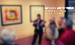 Atelier artistique au Musée de l'Annonciade