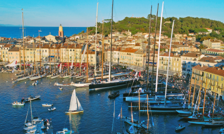 Les Voiles de Saint-Tropez 2020