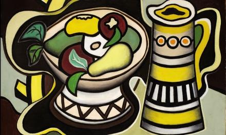 ANNULE / Exposition Nadia Léger : Les couleurs de Nadia