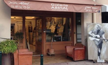 Les expositions du lavoir Vasserot : Gérard et Josiane ABRIAL (peintures)