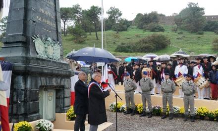Centenaire de l'armistice : 22 nouveaux noms sur le monument aux morts