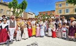 Fête folklorique des Bravades 2018