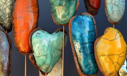 Les expositions du lavoir Vasserot : Plaisir et Zani (sculptures et céramique)