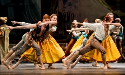 """Diffusion du ballet """"Le corsaire"""" de Manuel Legris"""