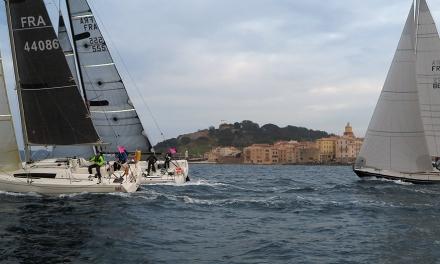 9e régate « Au large de Saint-Tropez »
