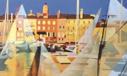(Français) Les expositions du lavoir Vasserot : Alain ROLLAND (peintures)