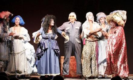 3e festival de théâtre : « LE BOURGEOIS GENTILHOMME »  de Molière