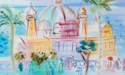 """Conférence """"Raoul Dufy, les couleurs du bonheur"""""""