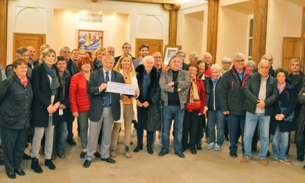 Saint-Tropez se mobilise pour le Téléthon