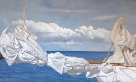 Les expositions du lavoir Vasserot : Michel Brosseau (peinture)