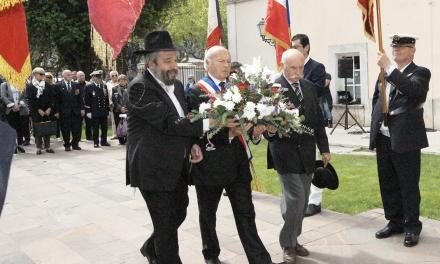 Journée de commémoration en mémoire des victimes de l'holocauste