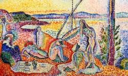 """Conférence """"La valse des avant-gardes : pointillisme, fauvisme, futurisme"""""""