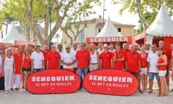 """Trophée de pétanque """"Sénéquier"""" 2019"""
