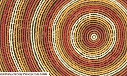 'Gardiens du Rêve' - Art Aborigène Contemporain d'Australie - présenté par Céline Emery-Demion