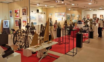 Salon international des artistes contemporains, jusqu'au 4 octobre
