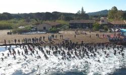Triathlon Tri-tropézien 2018