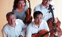(Français) Le Quatuor Annesci en concert le 6 décembre