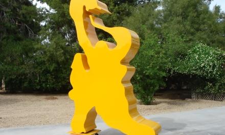 Exposition de sculptures monumentales de Rotraut
