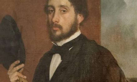 """Conférence """"Edgar Degas"""""""