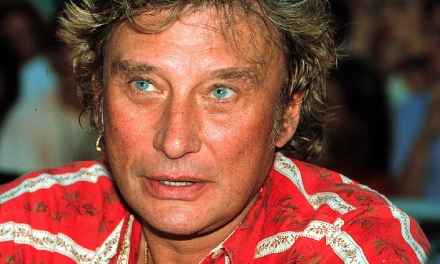 """Johnny Hallyday à Saint-Tropez"""