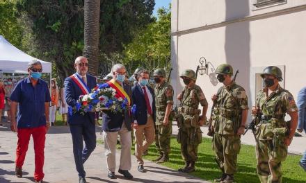 Retour en images sur les cérémonies patriotiques du 15 août