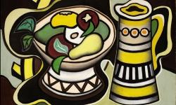 Exposition Nadia Léger : Les couleurs de Nadia