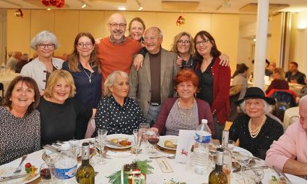La Ville de Saint-Tropez bichonne ses aînés pour les fêtes