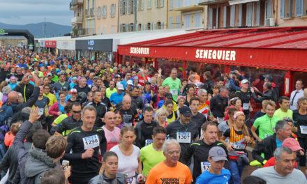 1 600 coureurs à la Saint-Tropez classic