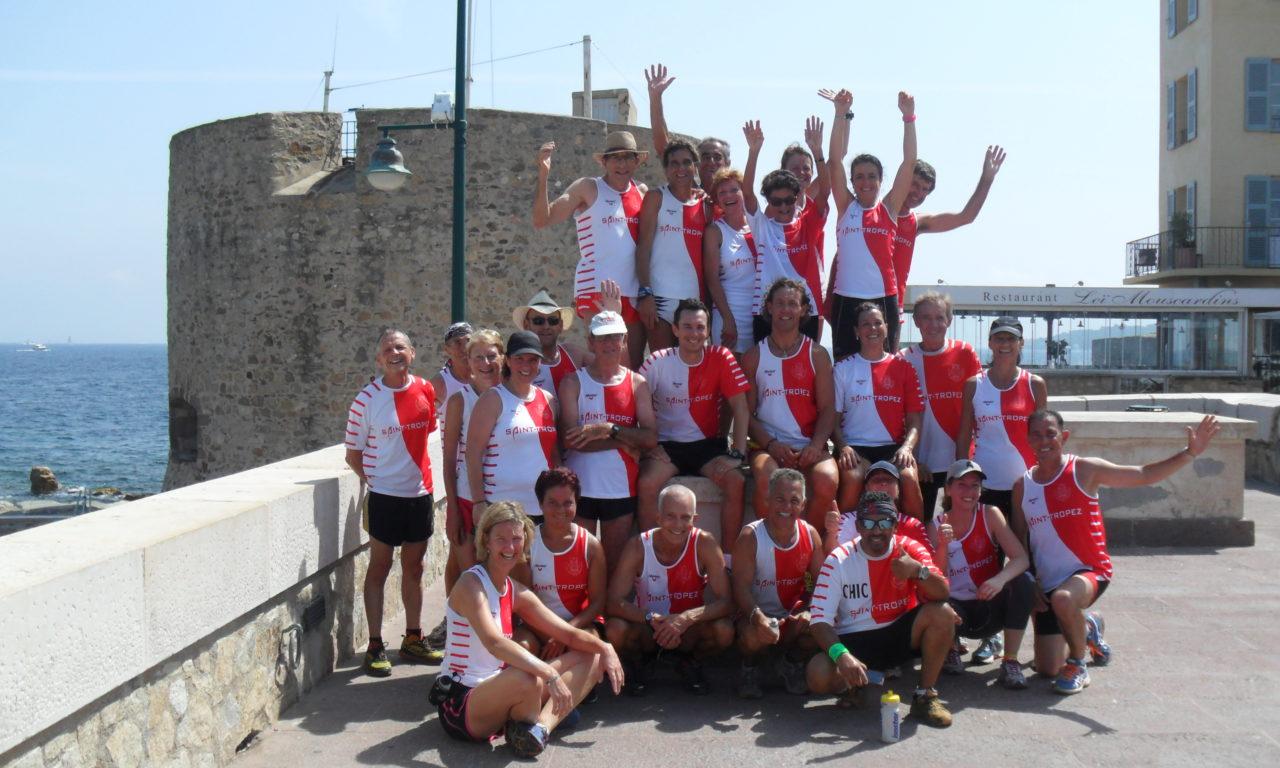 UST Courir à Saint-Tropez FFA