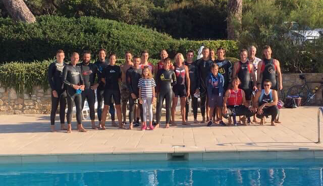 Triathlon club de Saint-Tropez