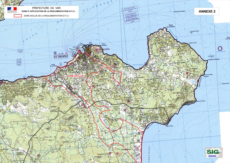 Environnement Site Officiel De La Ville De Saint Tropez