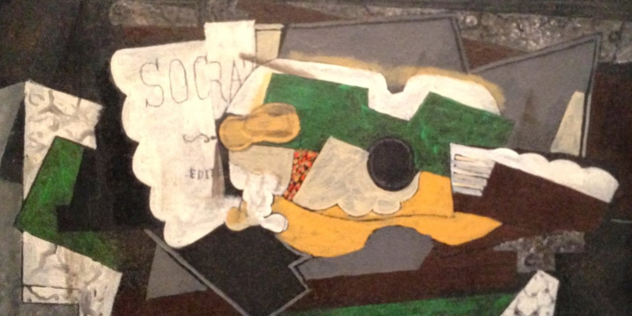 Exposition Braque – Laurens : quarante ans d'amitié