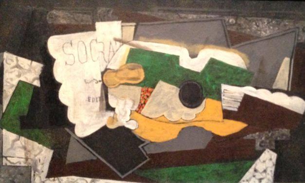 """Conférence """"Georges Braque et Henri Laurens, quarante ans d'amitiés"""""""