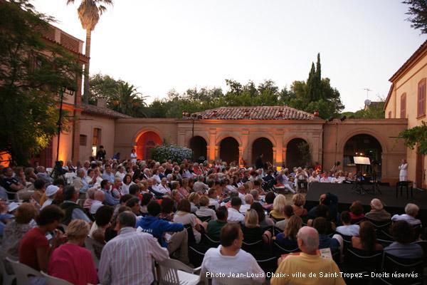 Image 1 - Le festival des nuits du château de la Moutte