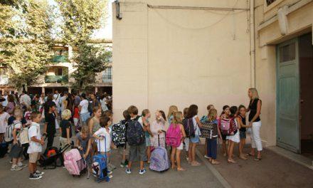 La rentrée des classes 2009