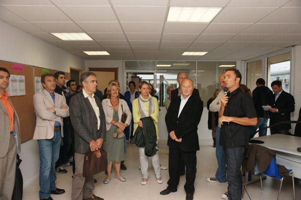 Image 1 - Inauguration de l'Espace jeunesse