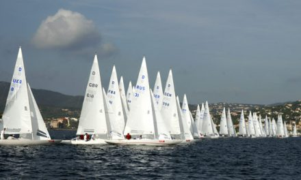 Le Championnat d'Europe des Dragon 2009
