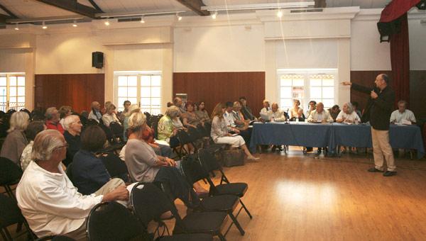 Image 1 - 3e session des comités de quartiers
