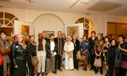 Inauguration du 16e salon d'art et d'essai